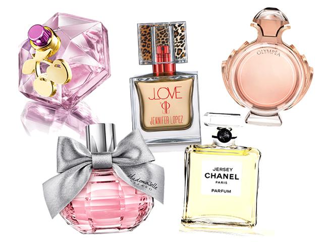 os novos perfumes da temporada