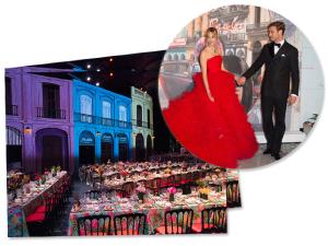 62ª edição do Baile da Rosa em Mônaco teve Cuba como tema