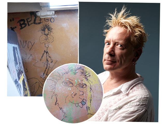 Rotten e seus desenhos que serão preservados