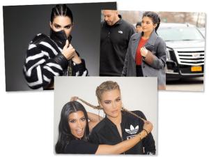 Trança boxeadora usada pelo clã Kardashian é a tendência da vez