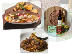Food Hall do shopping Cidade Jardim resolve seu jantar em casa