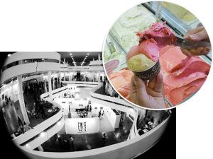 Bacio di Latte desembarca na SP-Arte com gelatos por uma boa causa