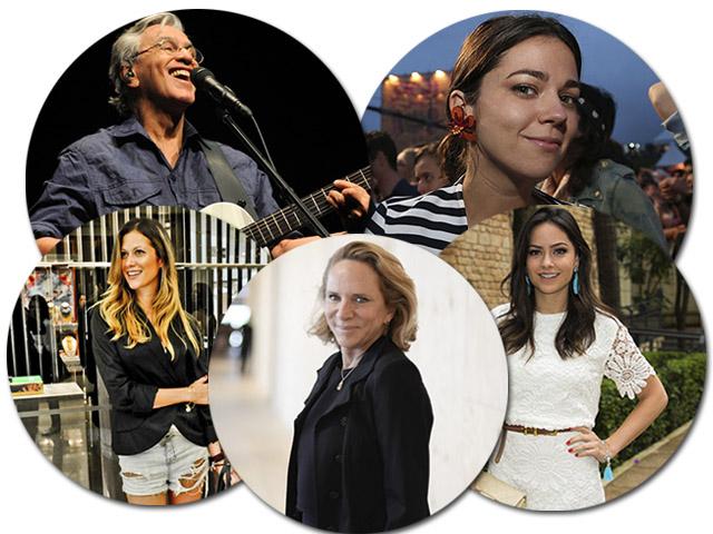 Créditos: Juliana Rezende / Maria A.Anicetto/ Paulo Freitas/ Andre Ligeiro/ Arthur Vahia Divulgação