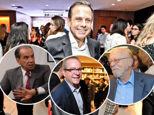 Doria tem tempo para deixar feridas do PSDB cicatrizarem, dizem aliados