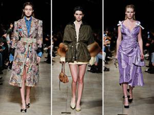 Com Kendall Jenner e Lara Stone, Miu Miu encerra semana de moda de Paris