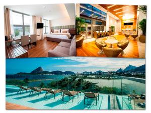 Rio ganha hotel da rede GJP com vista para a Baía de Guanabara