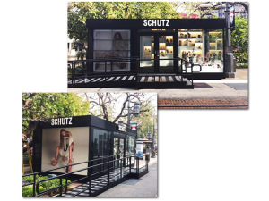 Schutz inaugura em Los Angeles segunda loja fora do Brasil