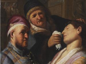 Obra de Rembrandt exposta na TEFAF já foi vendida por US$ 800