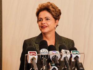Dilma está de portas fechadas com Ricardo Berzoini em Brasília