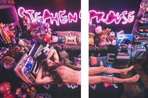 Felipe Veloso e outros modernos posam nus para projeto todo cool