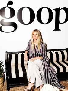 Gwyneth Paltrow lança linha para a pele orgânica com creme de R$ 510