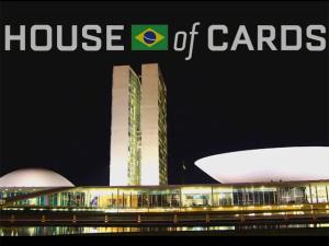 """Versão brasileira da abertura de """"House of Cards"""" viraliza na web"""
