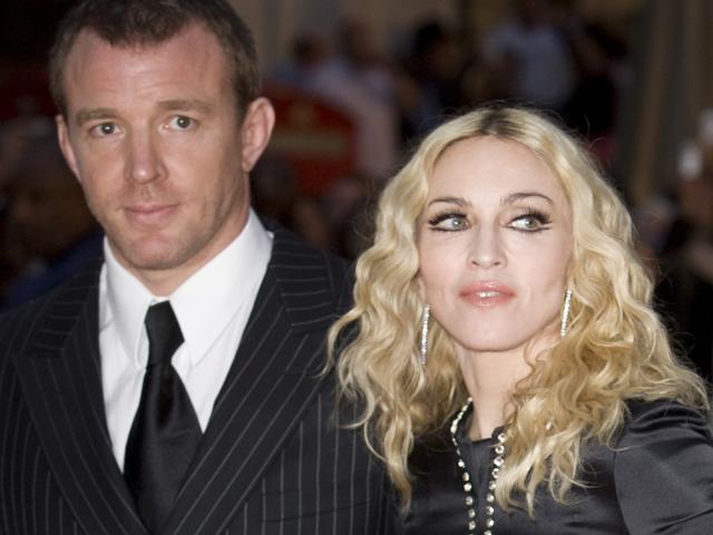 Madonna e Guy Ritchie: levaram carcada
