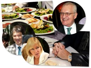 PODER comemora 8 anos com almoço no Parigi na próxima semana