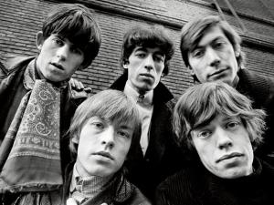 Exposição traz fotos feitas por Terry O'Neill dos Stones no começo da carreira