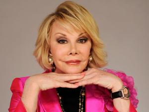 Tesouros pessoais de Joan Rivers irão a leilão em Nova York