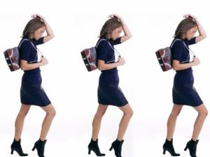 Alicia Vikander dá show de rebolado em campanha da Louis Vuitton