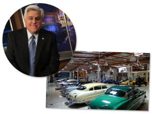 Dono de mais de 130 carros, Jay Leno propõe desafio no Facebook