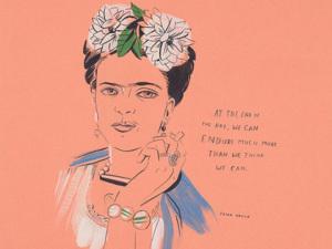 Série ilustrada retrata mulheres inspiradoras que influenciaram a cultura