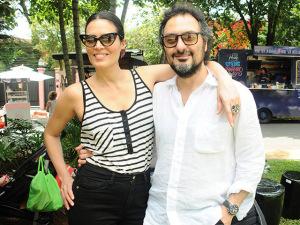 Cassia Avila e Jack Vartanian esperam pela terceira filha do casal