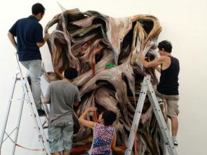 Galeria Millan recebe individuais de Emmanuel Nassar e Henrique Oliveira