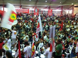 Fala de Lula reacende capacidade de mobilização do PT