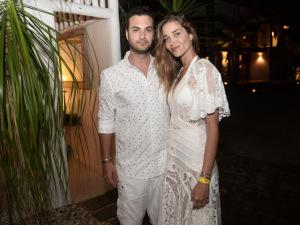 Ana Beatriz Barros e Karim El Chiaty disparam save the date do casamento
