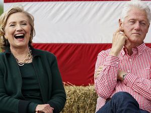 Bill Clinton culpa equipe de Hillary por disparada de Donald Trump