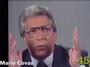 Vídeo com fala de MárioCovas faz associação de Collor com Doria