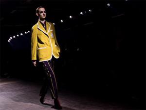Quem já fez história nesta Semana de Moda de Paris? Dries van Noten!