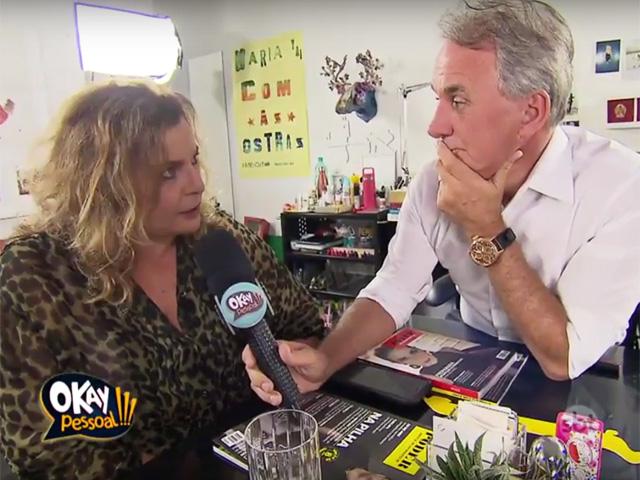 """Além do """"Que Loucura É Essa"""", Otávio Mesquita também gravou seu programa no SBT"""