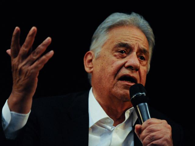 Fernando Henrique Cardoso Foto: Tânia Rêgo/ Agência Brasil