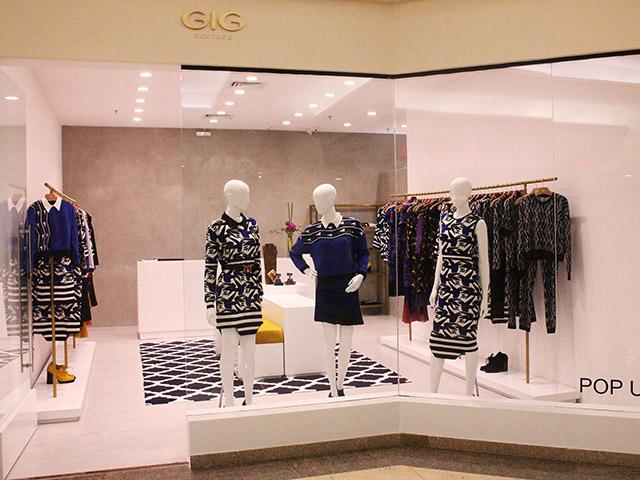 fca401f72e6 Marca mineira GIG Couture abre loja no Iguatemi SP – Glamurama