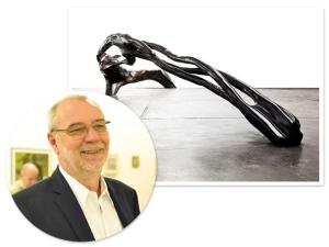 """Hugo França estreia na SP-Arte 2016 e lança exposição """"Linha Negra"""""""