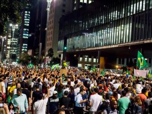 PT e movimentos sociais cobram de Alckmin segurança na Paulista