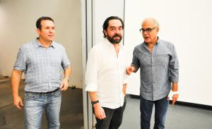Duas exposições reúnem turma das artes na Galeria Millan em SP
