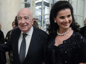 Vicky e Joseph Safra estão de mudança para Mônaco