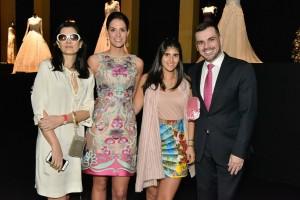 De Fernanda Motta a Giovanna Ewbank em evento de noivas