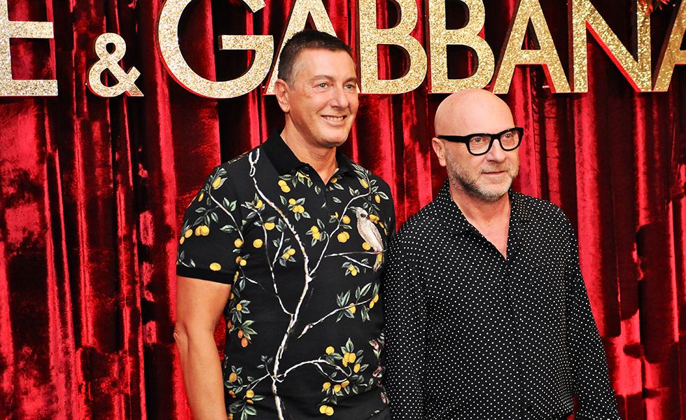 6cff9e01b8535 Anna Dello Russo ganha festa de Domenico Dolce e Stefano Gabbana no JK  Iguatemi