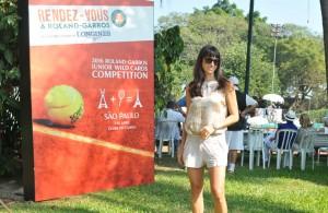 Glamurama mostra a final do torneio Rendez-Vous a Roland-Garros em São Paulo