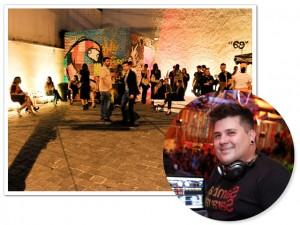 DJ Marcelo Botelho entrega os hits que prometem agitar o Lado B na Casa Glamurama