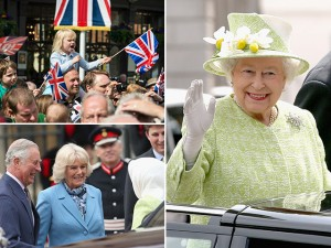 Os melhores momentos da comemoração pelos 90 anos da rainha Elizabeth II