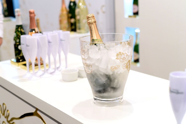 O lounge bar da Perrier-Jouët na SP-Arte 2016