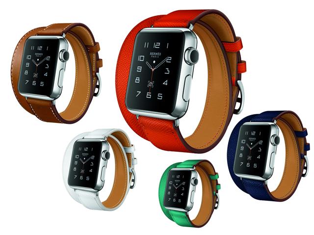 3ec29a91aad Hermès anuncia novas cores e pulseiras separadas para o Apple Watch ...