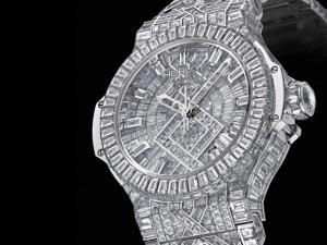 Que horas são, glamurette? Aqui, os 5 relógios mais caros do mundo!