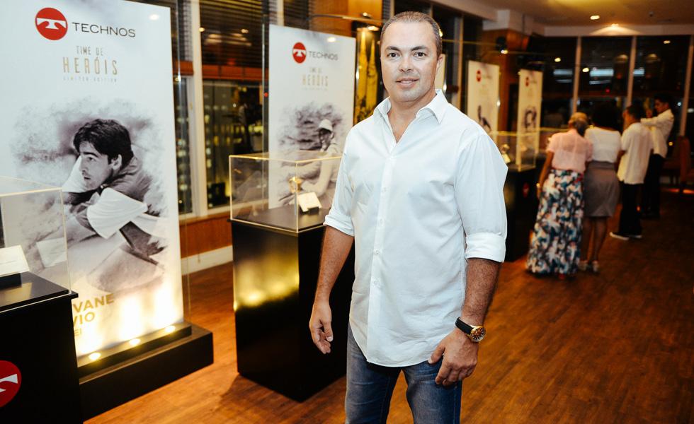 7eff79e040f Technos lançou em SP coleção de relógios inspirada em grandes atletas  brasileiros