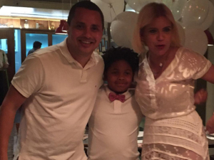 Por dentro da festa de aniversário de Astrid Fontenelle no Rio