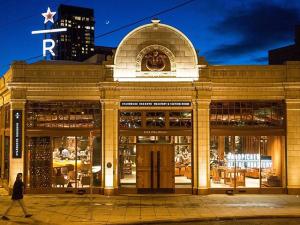 Starbucks anuncia abertura de megaempório em Nova York
