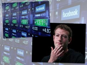 Facebook lucra alto e Zuckerberg comemora com três super desafios