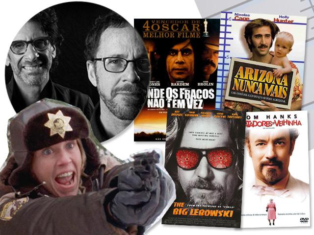 A maratona de filmes incluir indicados ao Oscar e clássicos dos irmãos cinéfilos